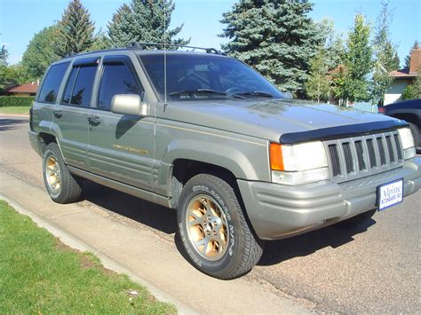 1996 Jeep Grand Limited 1996 Jeep Grandcherokee Limited At Alpine Motors