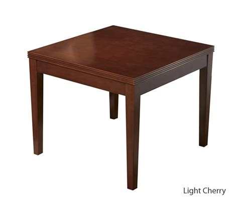 reception room tables ofd office furniture end table k 20 waiting room reception tables worthington direct