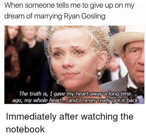The Notebook Meme - 25 best memes about notebook notebook memes