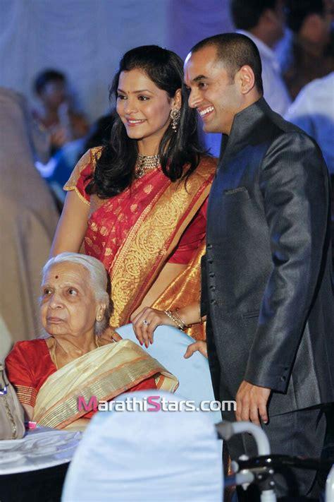 saurabh gokhale anuja sathe marriage  wedding