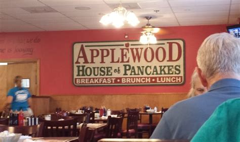 applewood pancake house inside picture of applewood house of pancakes pawleys island tripadvisor