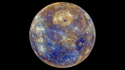 mercury planet color mercury shows its colourful side news