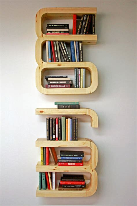 creative and contemporary bookshelf designs