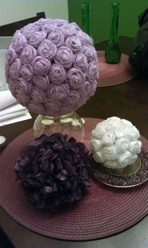 34 best images about party paper flower centerpieces on