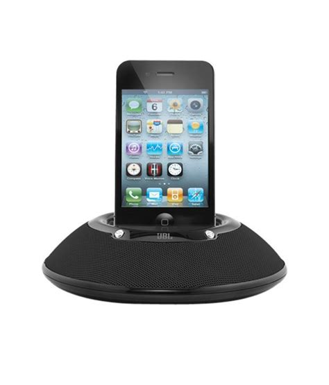 buy jbl onstage micro 2 speaker black for iphone 4 and below at best price in