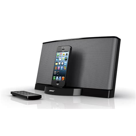 format audio pour iphone bose sounddock iii noir dock enceinte bluetooth bose