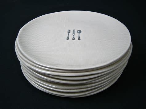rae dunn plates rae dunn clay