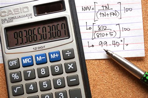 calculator negative how to calculate sensitivity specificity positive