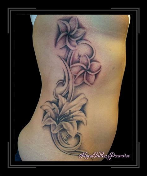 flower kim s tattoo paradise the gallery for gt roses on leg