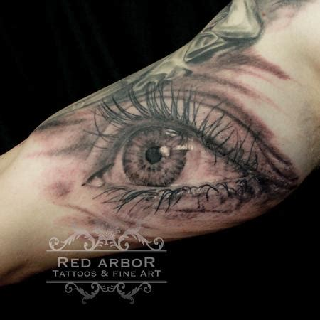 red eye tattoo arbor tattoos