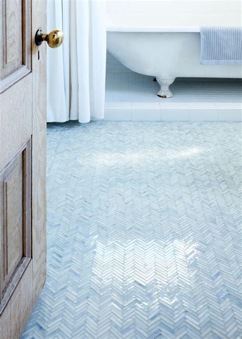 Bathroom of the Week: An Artist Made Mosaic Tile Floor