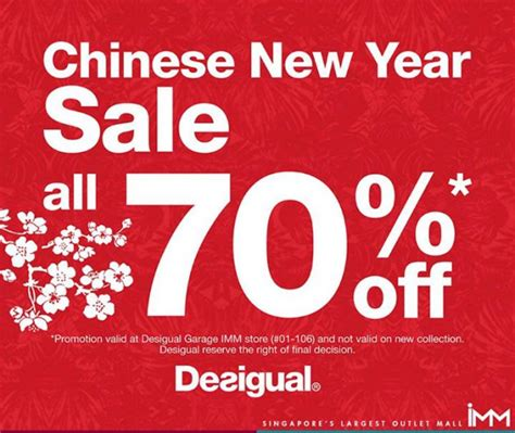 apple singapore new year sale 2015 desigual garage imm store new year sale offers 70
