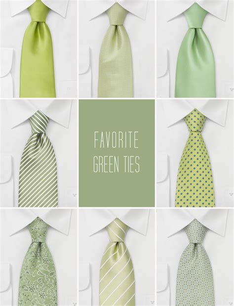 bows n ties a giveaway for your groomsmen green