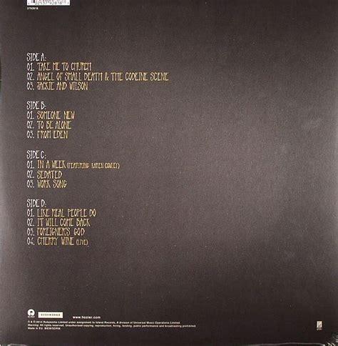 hozier vinyl lp hozier hozier vinyl at juno records