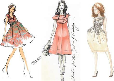 gambar desain clothing desain gambar pakaian koleksi gambar sketsa baju