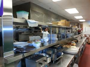 fabulous fresh food at the californian restaurant in the