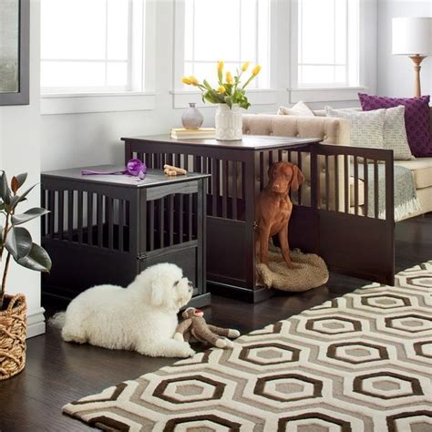 pet crate coffee table best 25 crate furniture ideas on puppy