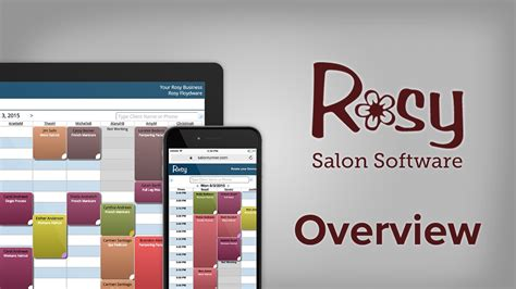 Salonrunner Overview Rosy Salon Software Youtube Rosy Salon Software Templates