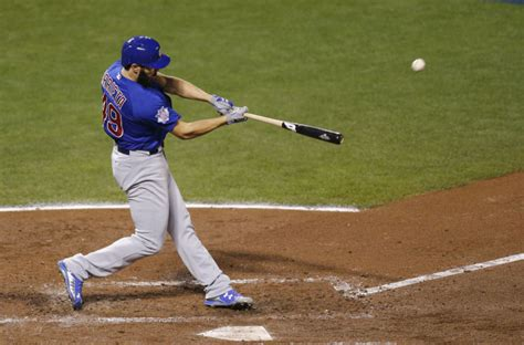 chicago cubs jake arrieta crushes home