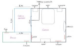 Bella Camera Matrimoniale Con Cabina Armadio #1: 26c554d3ee_1-piantina-camera-e-cabina-armadio.jpg