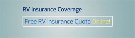 rv insurance quote rv motorhome insurance quote with creative photo in spain