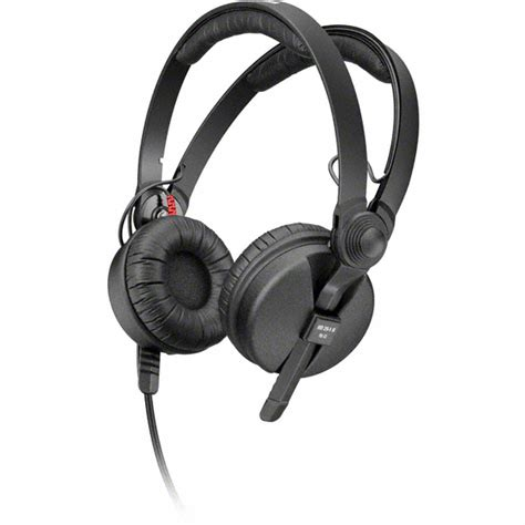Headphone Sennheiser Hd 25 sennheiser hd 25 1 ii on ear dj headphone noise reduction powerful bass response