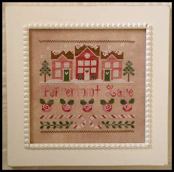 country cottage needleworks pumpkin cottage cross stitch pattern 123stitch com country cottage needleworks peppermint lane cross stitch