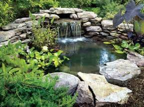 backyard pond and waterfall ideas pool design ideas