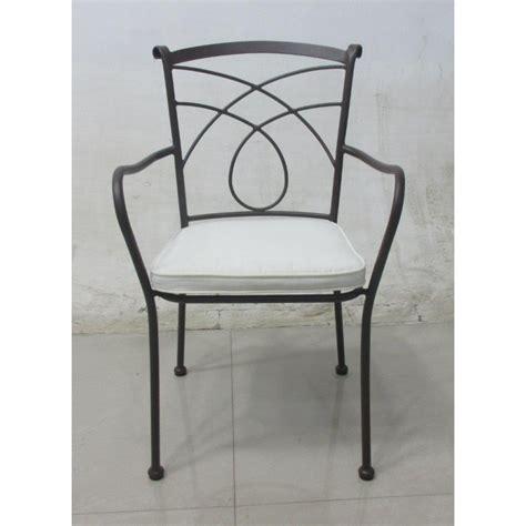 sgabelli in ferro battuto sedia in ferro battuto poltrona sedie arredo giardino