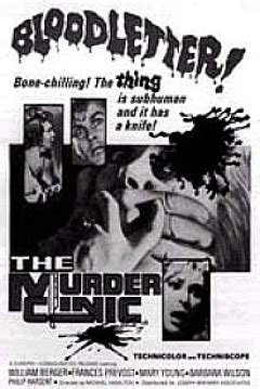 the murder clinic 1966 imdb the murder clinic revenge of the living dead 1966 dvdrip