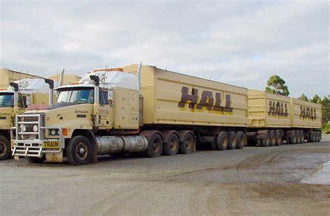 model trucks australia road trains of australia