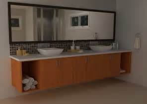 cabinets for this modern ikea vanity just use deep wall bathroom remodel tidy bathrooms