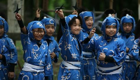 film ninja lo n th 15th japanese film festival adds ninja kids in his