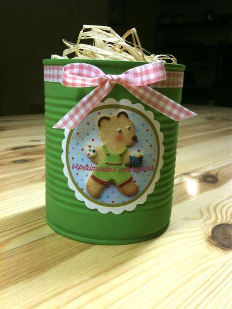 imagenes manualidades navideñas para niños 221 mejores im 225 genes sobre latas decoradas en pinterest