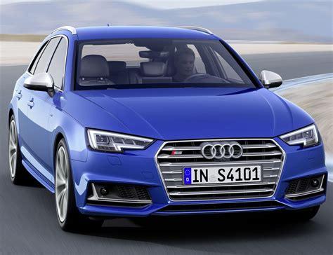 Audi S4 Avant Technische Daten by S4 Avant B9 8w 2016 2018 Audi Technische Daten