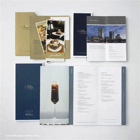 gambar desain brosur hotel contoh gambar desain brosur hotel 25 brochure phlet