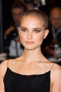how many women shave the carpet not many woman can rock a shaved head but she looked
