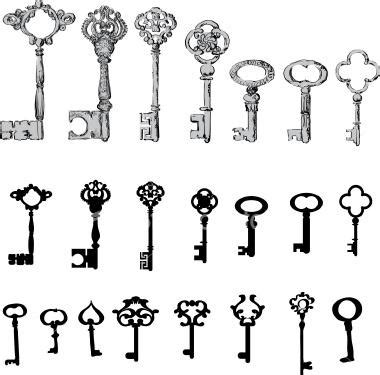 Lock And Key And Notepassing by Le Chiavi Antiche Paperblog