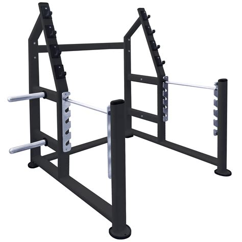 box squat bench billigt squat cage