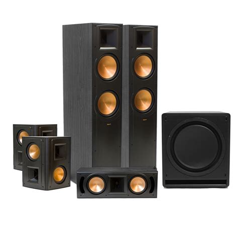 rf 82 ii reference home theater system high quality