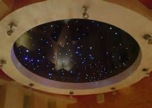 badezimmer sternenhimmel sternenhimmel glasfaser 100 lichtfasern 1mm led sauna