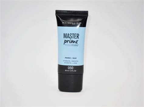 Maybelline Primer maybelline facestudio master prime hydrate smooth primer review swatches musings of a muse