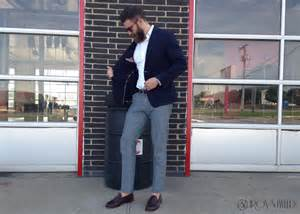 Galerry slip on dress shoes with suit