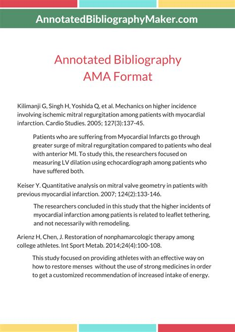 Bibliography Sle For Research Paper by Turabian Style Font