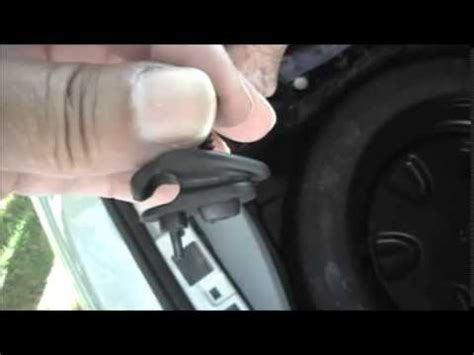 mercedes trunk actuator lock replacement diy how to fix mercedes trunk actuator lock repair diy how to fix car door latch funnydog tv