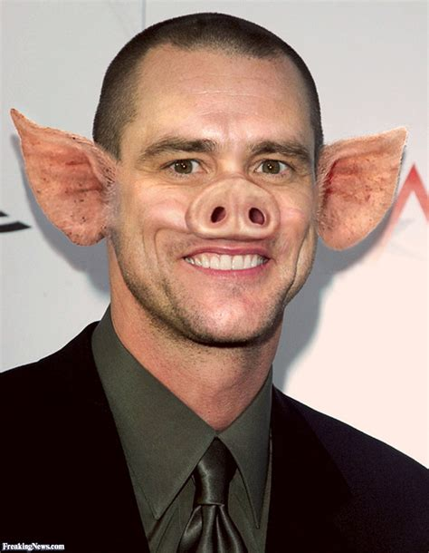 jim the jim carrey the pig pictures freaking news