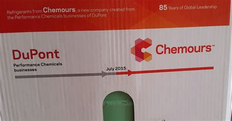 Jual R407c Dupont Suva jual freon chemours dupont r22 r410a r404a r134a r407c