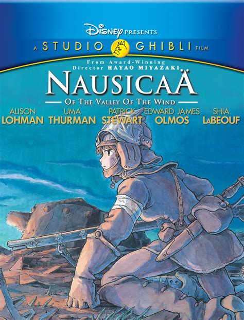 nausicaa of the valley of the wind studio ghibli educating a populace through animation