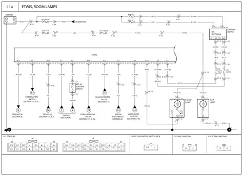 repair guides instrument cluster 2003 instrument cluster wiring diagram a autozone 2003 mazda tribute instrument cluster wiring diagram 52 wiring diagram images wiring