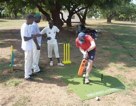 Live Cricket Mat by Cricket Coaching Mat Ters